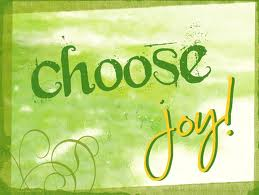 Choose Joy!!