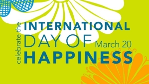 HAPPY INTERNATIONAL HAPPINESS DAY