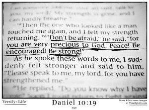 DANIEL 10 19